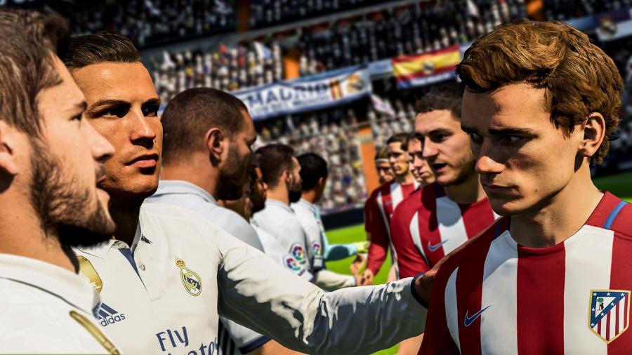 FIFA 18 Review - Screenshot 5 of 5