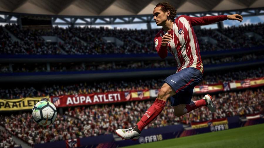 FIFA 18 Review - Screenshot 2 of 5