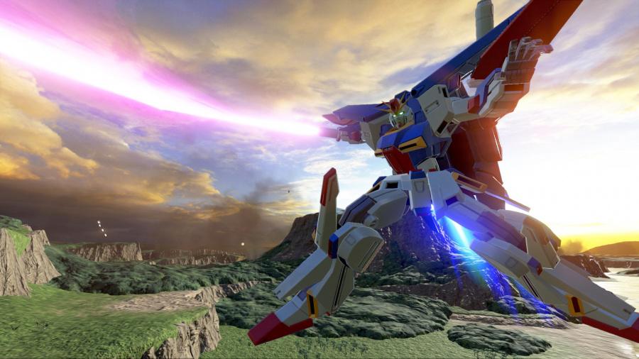 Gundam Versus Review - Screenshot 3 of 3