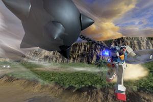 Gundam Versus Screenshot