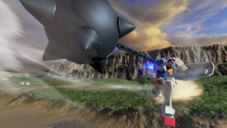 Gundam Versus Review - Screenshot 2 of 3