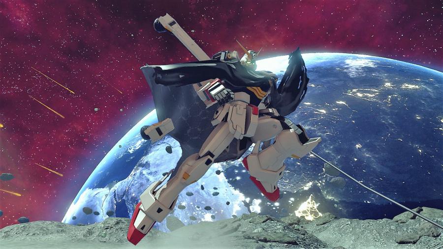 Gundam Versus Review - Screenshot 1 of 3