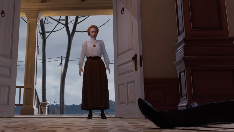 The Invisible Hours Review - Screenshot 2 of 3