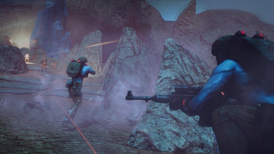 Rogue Trooper Redux Review - Screenshot 1 of 4