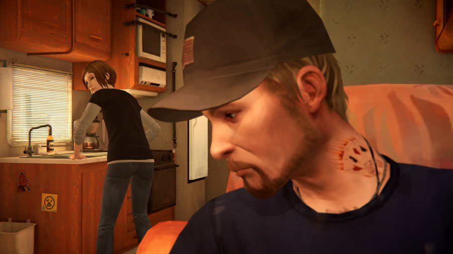 Life Is Strange: Before the Storm - Episode 2: Brave New World Review - Screenshot 1 of 2
