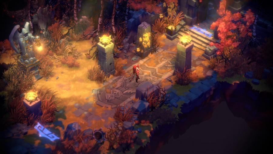 Battle Chasers: Nightwar Review - Screenshot 1 of 4