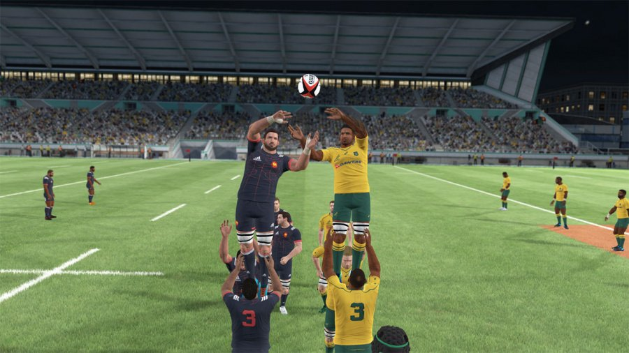 Rugby 18 Review - Screenshot 4 of 5