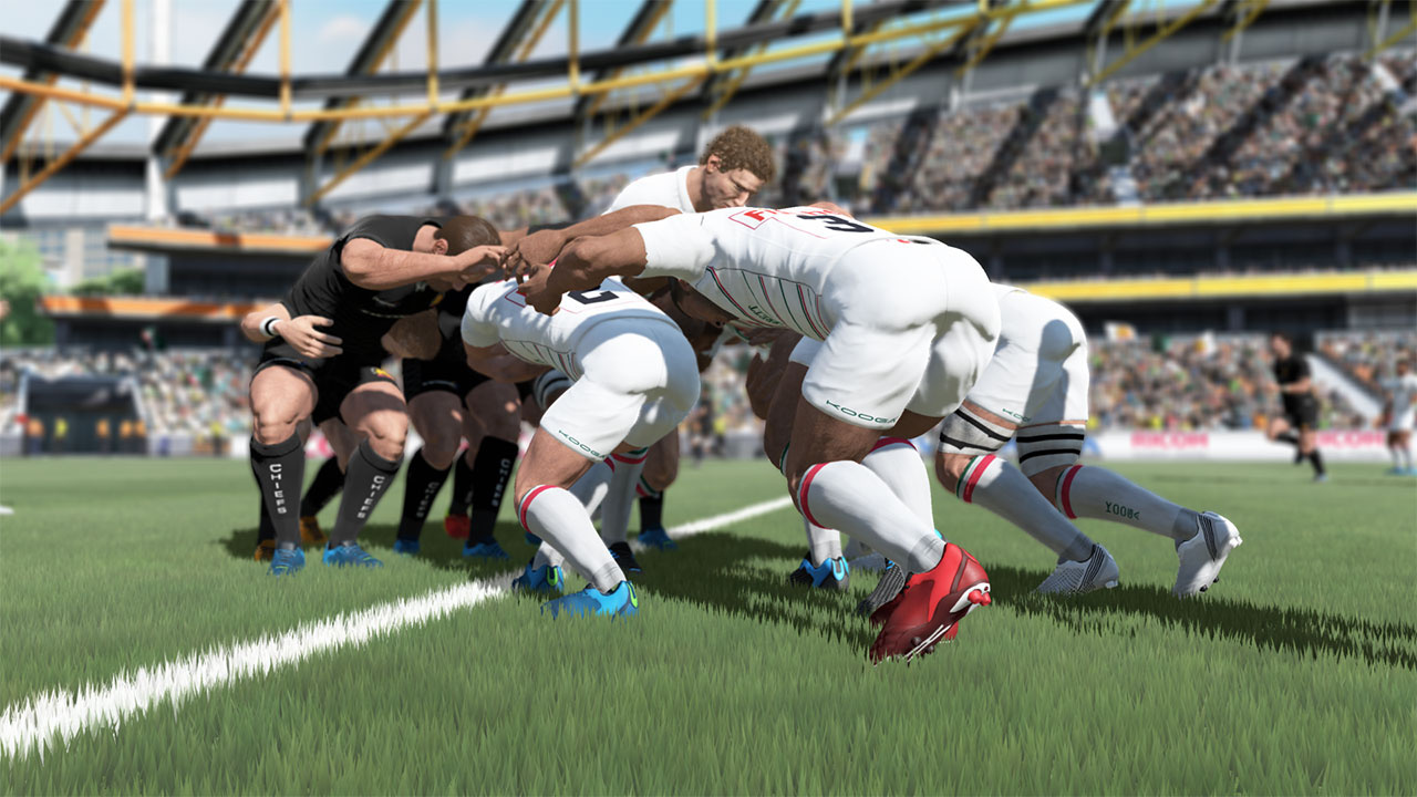 Rugby 18 (PS4 / PlayStation 4) News, Reviews, Trailer ...