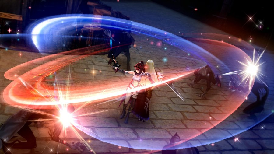 Nights of Azure 2: Bride of the New Moon Review - Screenshot 1 of 4
