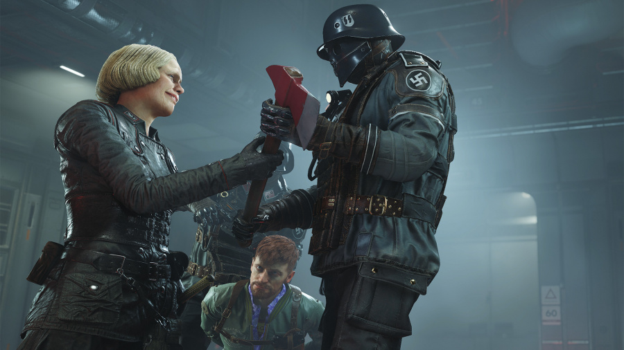 Wolfenstein II: The New Colossus Review - Screenshot 2 of 6
