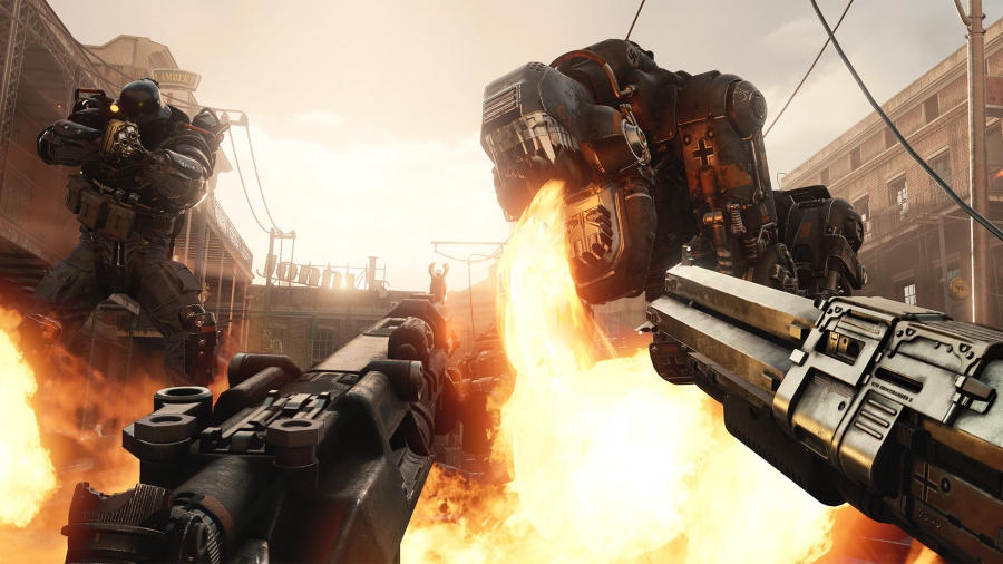Wolfenstein II: The New Colossus Review - Screenshot 5 of 6