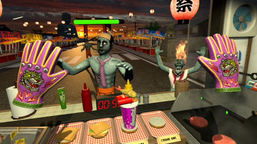 PixelJunk VR Dead Hungry Review - Screenshot 1 of 4