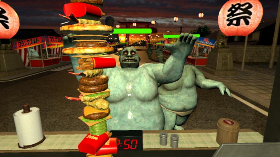 PixelJunk VR Dead Hungry Review - Screenshot 3 of 4