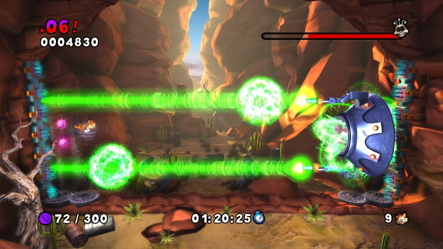 Bubsy: The Woolies Strike Back Review - Screenshot 3 of 3