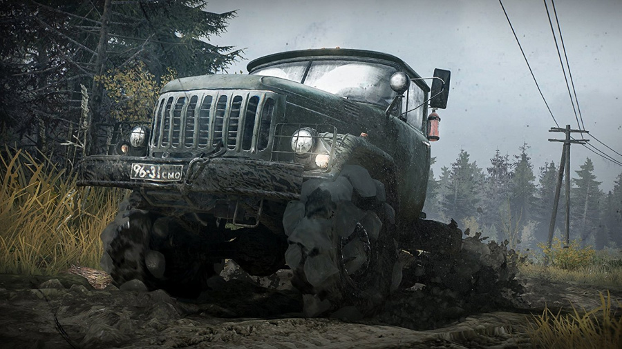 Spintires: Mudrunner Review - Screenshot 1 of 4