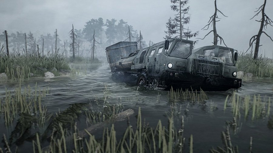 Spintires: Mudrunner Review - Screenshot 4 of 4