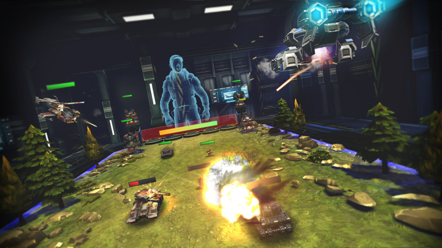 League of War: VR Arena Review - Screenshot 2 of 4