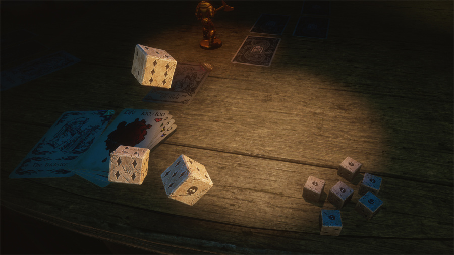 Hand of Fate 2 Review - Screenshot 1 of 3