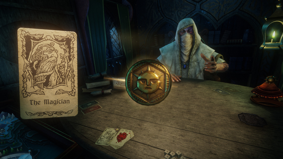 Hand of Fate 8