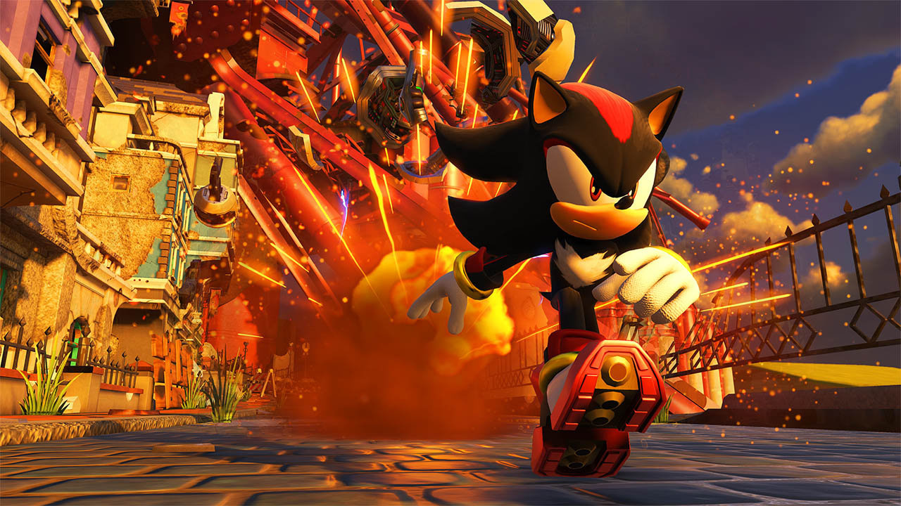 Sonic Forces Review (PS4) | Push Square