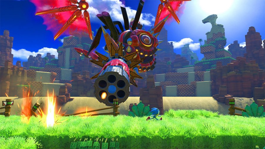 Sonic Forces Review - Screenshot 2 of 4