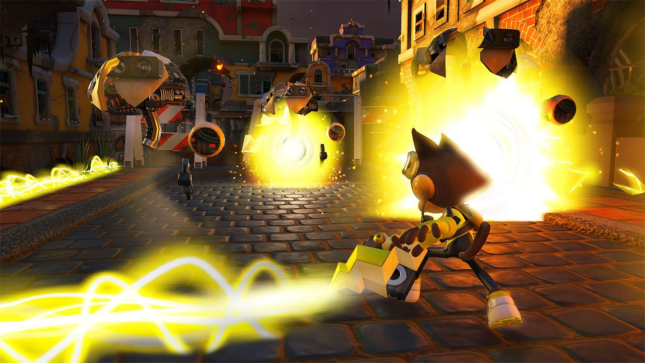 Sonic forces review ps4 push square sonic forces review screenshot 4 of 4 malvernweather Images