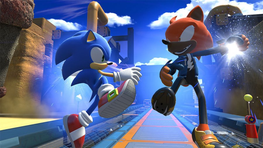 Sonic Forces Review - Screenshot 1 of 4