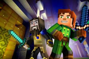 Minecraft: Story Mode Season Two - Episode 4: Below the Bedrock Screenshot