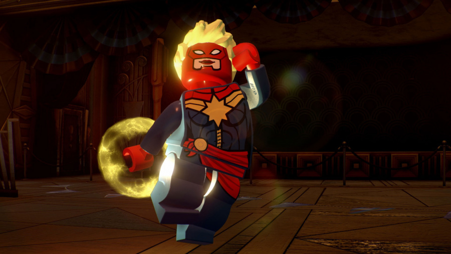 LEGO Marvel Super Heroes 2 Review - Screenshot 3 of 4