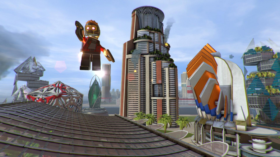 LEGO Marvel Super Heroes 2 Review - Screenshot 2 of 4