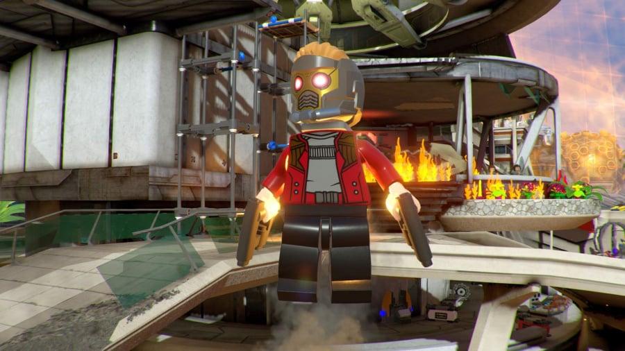 LEGO Marvel Super Heroes 2 Review - Screenshot 1 of 4