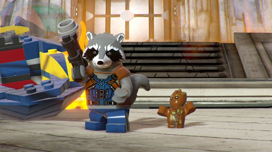 LEGO Marvel Super Heroes 2 Review - Screenshot 1 of 4