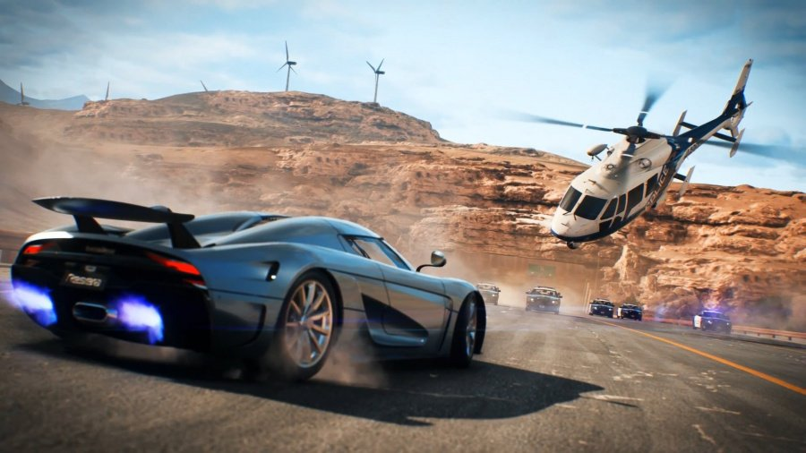 Need for Speed Payback Review - Screenshot 2 of 4