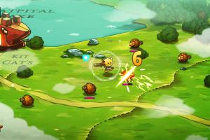 Cat Quest Screenshot
