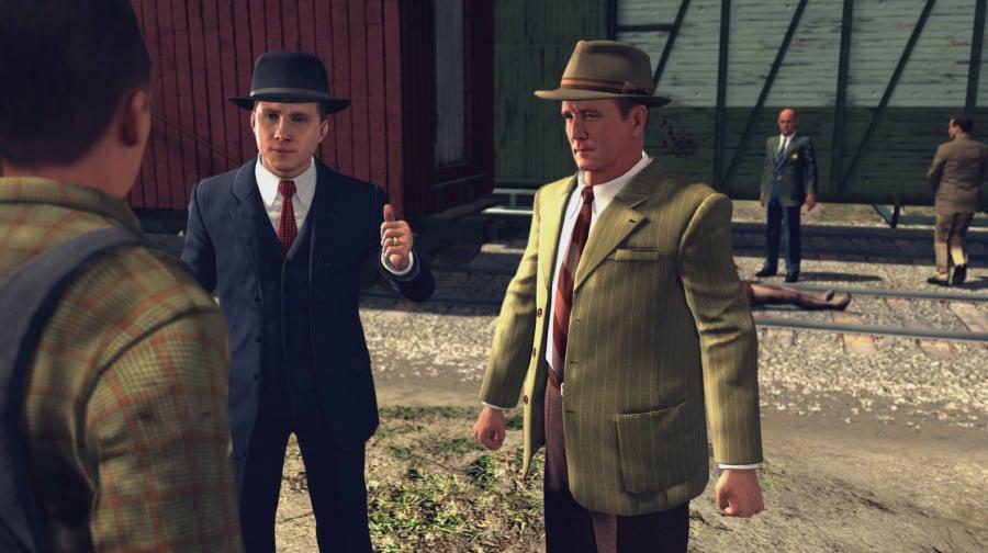 L.A. Noire Review - Screenshot 2 of 4