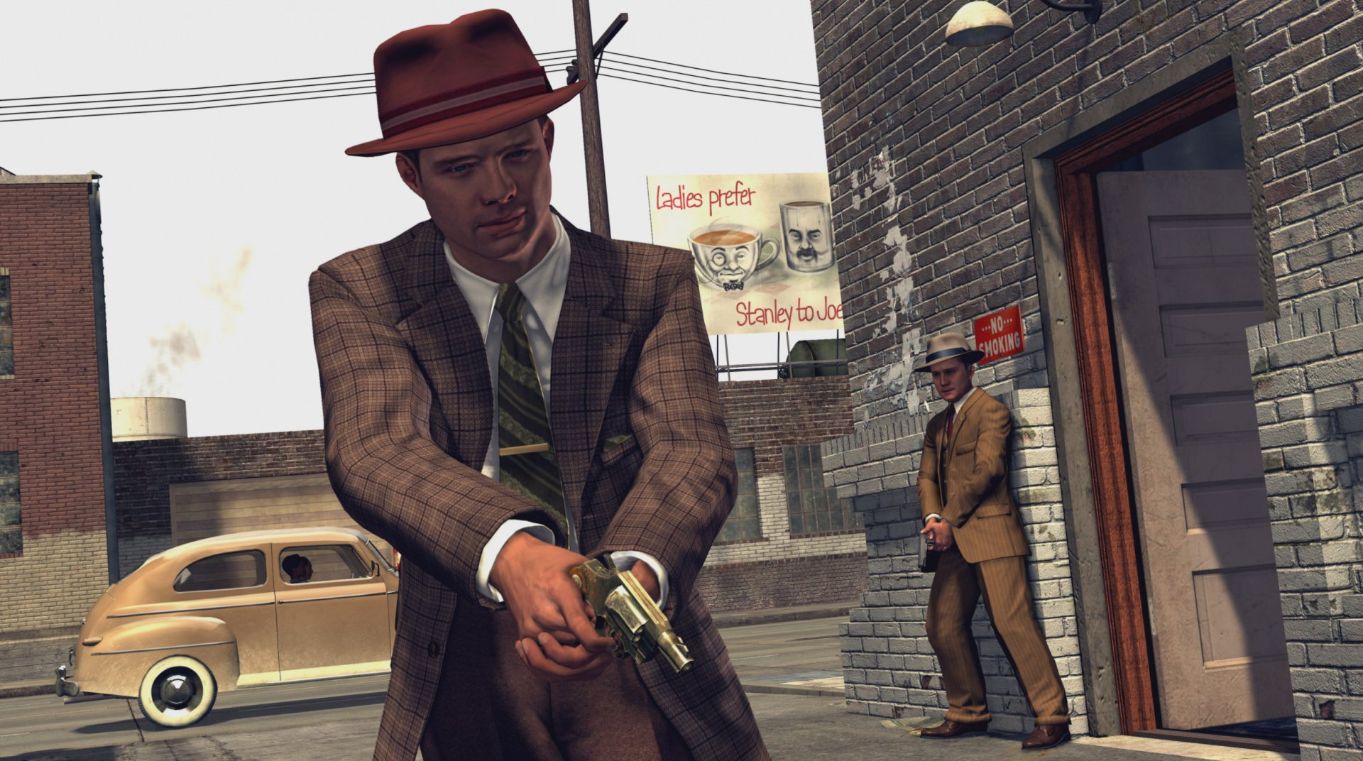 L A Noire Ps4 Playstation 4 Game Profile News
