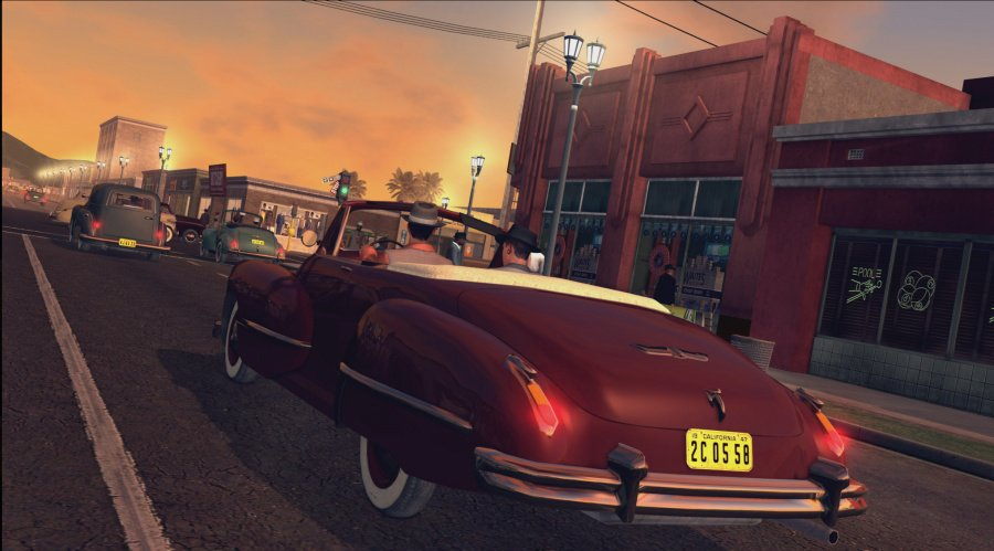 L.A. Noire Review - Screenshot 4 of 4