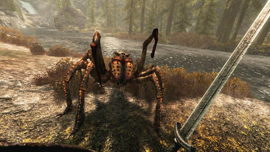 The Elder Scrolls V: Skyrim VR Review - Screenshot 1 of 4