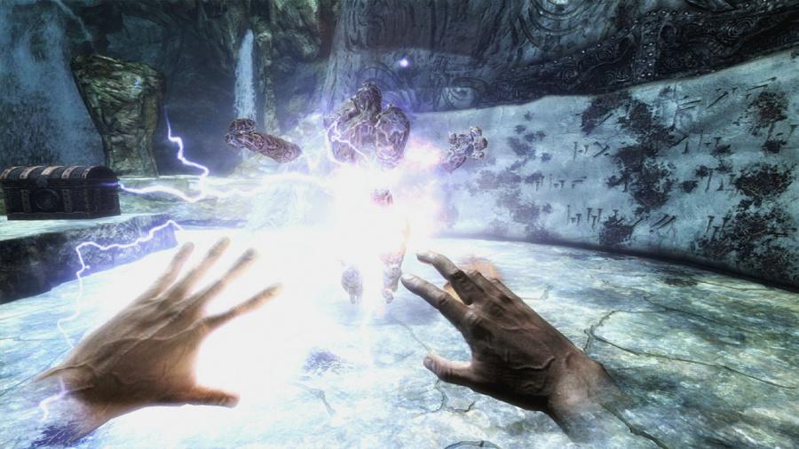 The Elder Scrolls V: Skyrim VR Review - Screenshot 1 of 2