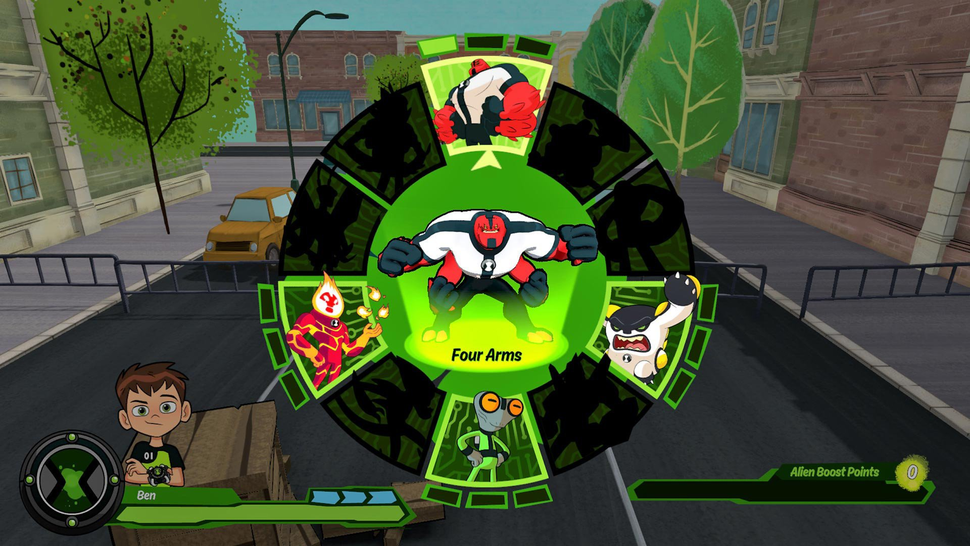 Ben 10 Review (PS4) | Push Square