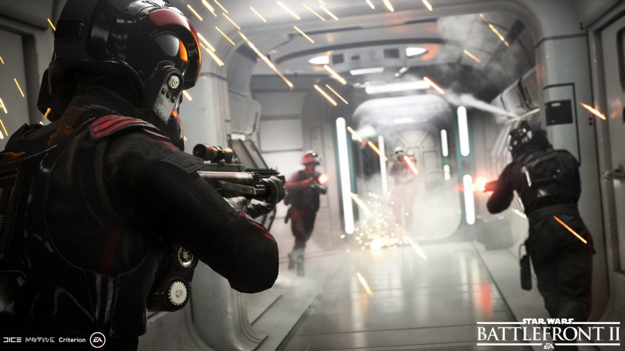 Star Wars Battlefront 2 Review - Screenshot 2 of 6