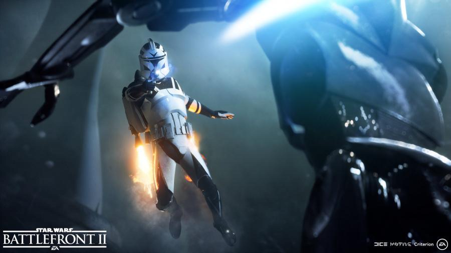 Star Wars Battlefront 2 Review - Screenshot 6 of 6
