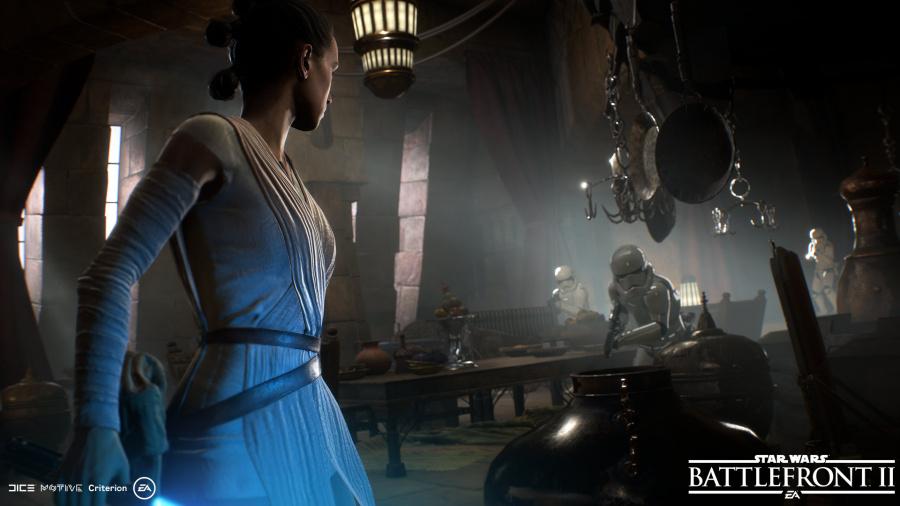 Star Wars Battlefront 2 Review - Screenshot 1 of 5