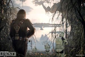 Star Wars Battlefront 2 Screenshot
