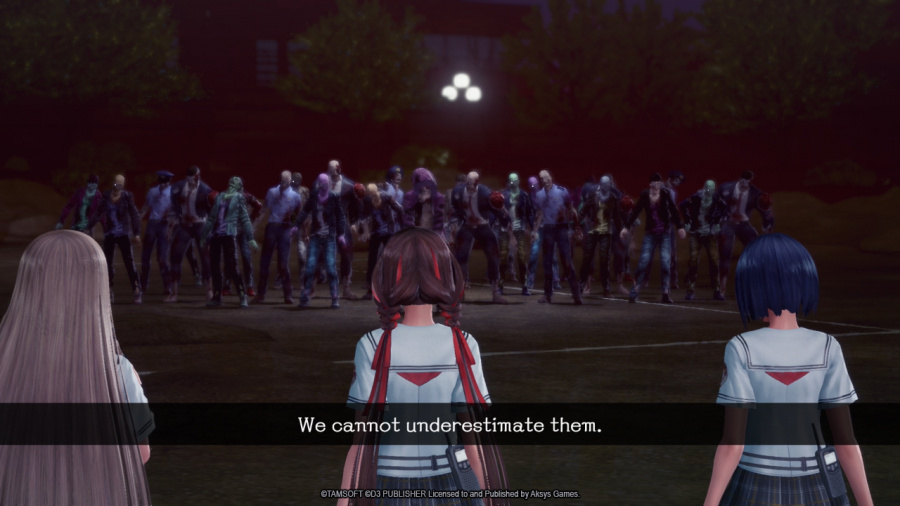 School Girl/Zombie Hunter Review - Screenshot 3 of 3