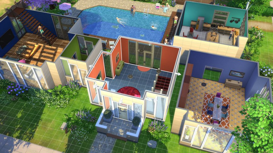 The Sims 4 Review - Screenshot 2 of 4