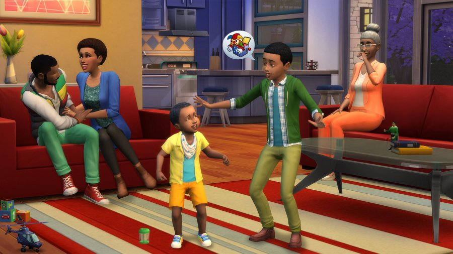 The Sims 4 Review - Screenshot 3 of 4