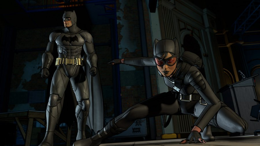 Batman: The Enemy Within - Episode Three: Fractured Mask Review - Screenshot 2 of 2