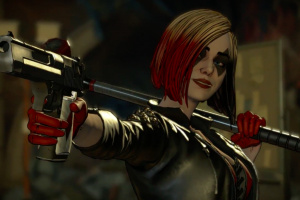 Batman: The Enemy Within - Episode Three: Fractured Mask Screenshot