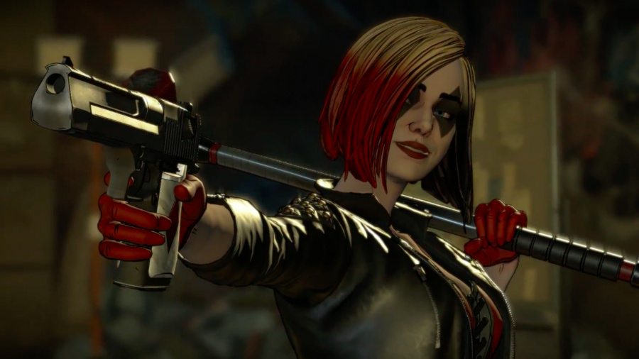Batman: The Enemy Within - Episode Three: Fractured Mask Review - Screenshot 1 of 2